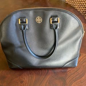 Tory Burch Robinson Dome zippered Satchel